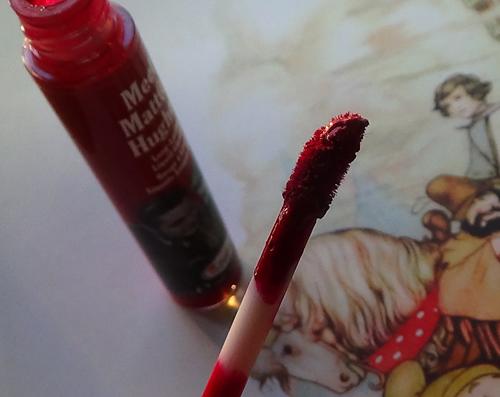 the balm meet matte hughes loyal matt(e) liquid lipstick